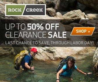 Rock/Creek Coupon