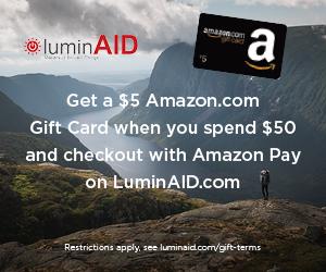 LuminAID - Block Ad 300x250