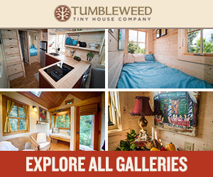 Tiny House Living Quarters