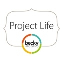 Project Life Scrapbooking Becky Higgins Scrapbook projectlife kits