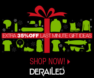 Derailed - Memorial Day Sale - Save an extra 15% off sitewide + save $10 on 1st purchase! Ends soon!