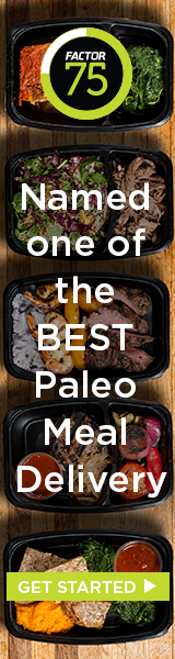 Factor 75 Paleo Meal Delivery Service