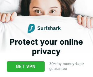 27 Months of Surfshark VPN (unlimited devices)