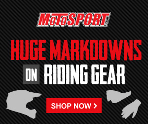 Motosport Markdowns on Riding Gear