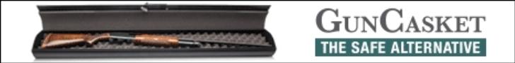 Gun Casket Safe Firearm Storage
