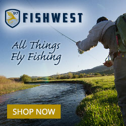 Simms at Fishwest