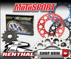 Motosport Dirt Bike Sprockets