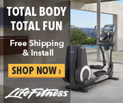 Life Fitness - Free Shipping