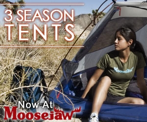 Moosejaw Camping Gear