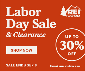 REI sale - Trail and Kale Trail Running