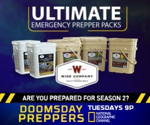 be prepared for emergencies and disaster
