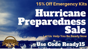 Hurricane Preparedness Sale