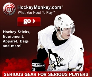Hockey Equipment for Serious Players
