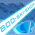 800-SKI- SHOP.com-Everything for skiing all at one place.