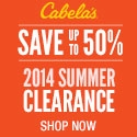 Cabela\'s - Warm up to Savings