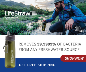 Lifestraw Water Purification