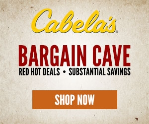 Cabelas Bargain Cave - Low Prices
