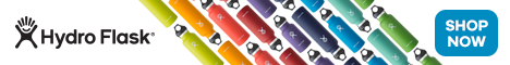 Hydroflask Banner Ad