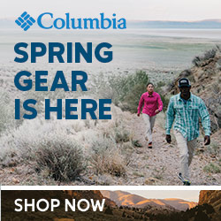 Columbia Winter Sale