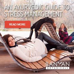 ayurvedic stress management