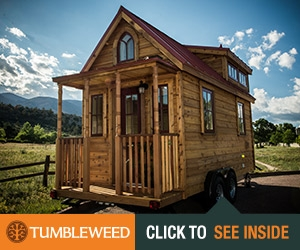 Tiny House Designs & Floor Plans