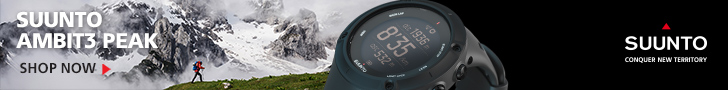 SUUNTO - The Outdoor Watch