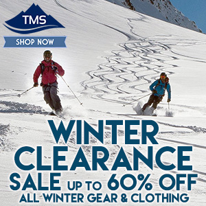 Tahoe Mountain Sports: Handpicked Winter Styles On Sale Now!