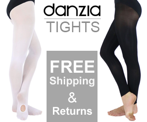 dancewear at danzia