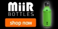 MiiR Water Bottles