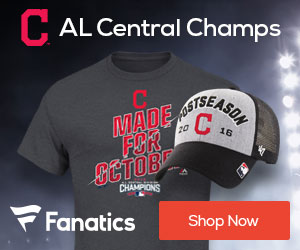 Cleveland Indians Gear