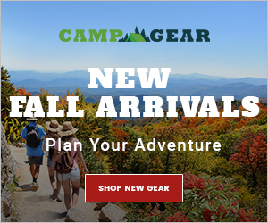 CampGear.com New Fall Gear