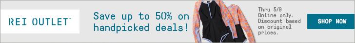 REI Hiking Gear Deals