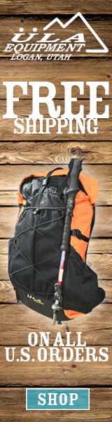 ULA Equipment Lightweight Backpacks