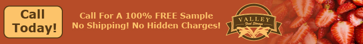 Free Sample - Valley Food Storage
