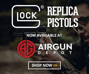 Find Airsoft Glock Replica Pistols at AirGun Depot