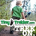 Tiny Trekker - Big Gear for Tiny Trekkers