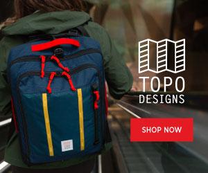 TOPO Designs - New Fall Gear