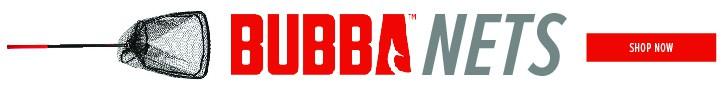 BUBBA: Bubba - Logo + Nets - 728x90