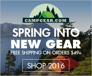 Campgear.com | Shop Now