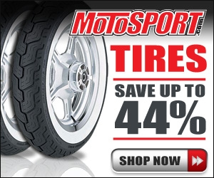 Motosport Tires 44% Savings